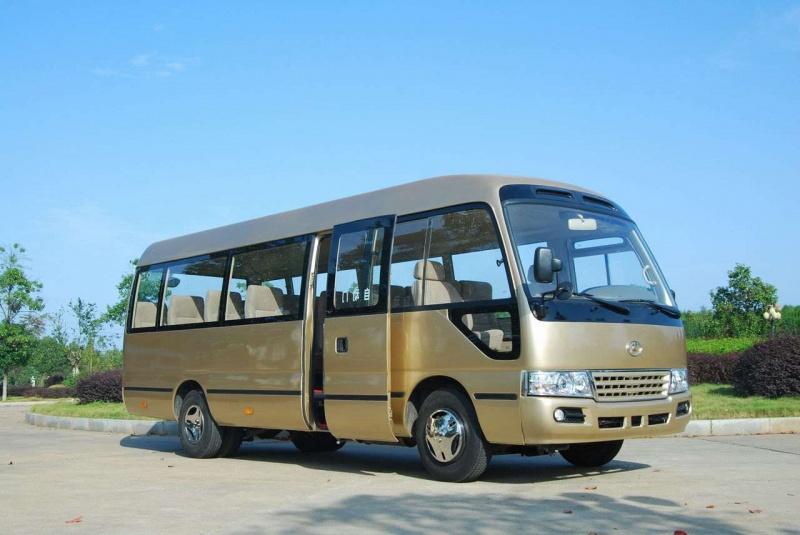 北京大巴车租赁,长期包车(图1)