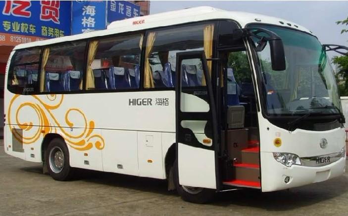 31座-37座金龙客车(图1)