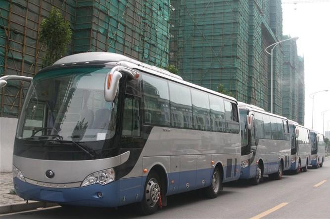 33座申龙,租中巴车(图1)