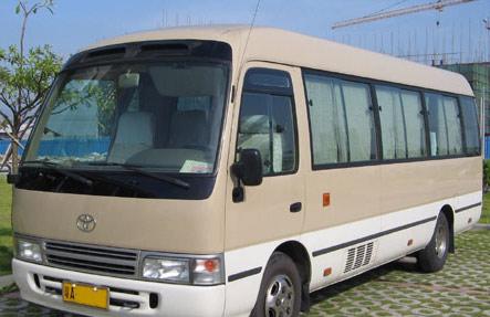 车型:丰田考斯特(图1)