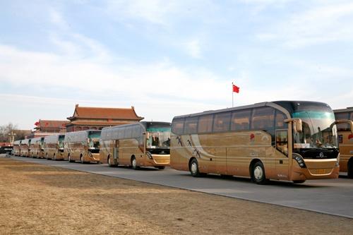 北京汽车租赁-班车(图1)